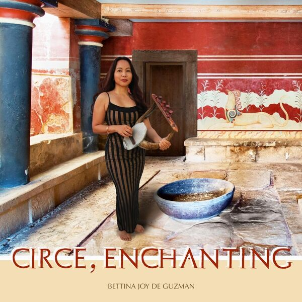 Cover art for Circe, Enchanting